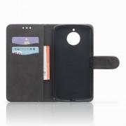 B2Ctelecom Wallet Case Motorola Moto E4 Plus Barok Pink