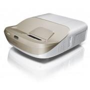 Videoproiector BenQ W1600UST, 1080p (1920 x 1080), 3300 lumeni, Contrast 13000:1, Full HD (Alb)