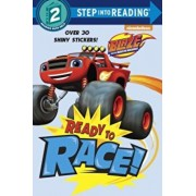 Ready to Race! (Blaze and the Monster Machines), Paperback/Random House