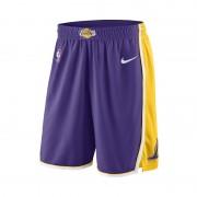 Los Angeles Lakers Nike Statement Edition Swingman NBA-Shorts für Herren - Lila