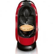 Espressor Tchibo Cafissimo Pure 326531, 15 bari, 1 l, Capsule, Rosu