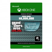 xbox one grand theft auto v: megalodon shark card digital