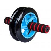 Aparat definire musculatura Double Wheel