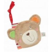 Fehn Carte din plus pentru bebelusi - Ursulet