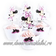 Invelitori briose si toppers Minnie Mouse