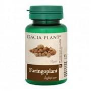 Faringoplant (Echinaceea,Propolis,Catina) Dacia Plant 60cpr