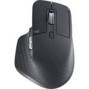 Мишка Logitech - MX Master 3, безжична, черна