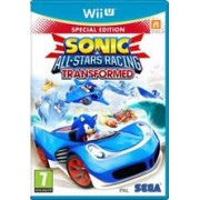 Sonic & All Stars Racing Transformed Nintendo Wii U