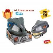 Mascara Interactiva De Raptor Jurassic World Mattel BLUE