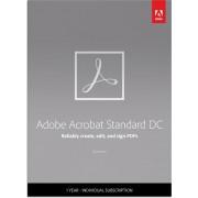 Adobe Acrobat Standard DC 2018 Multi-Language 1User 1Year