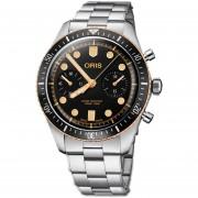 Reloj Oris Divers Sixty-Five Chronograph 01 771 7744 4354