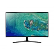 "Monitor VA, ACER 31.5"", ED322QRPbmiipx, Curved, 4ms, 100Mln:1, DP/HDMI, FullHD (UM.JE2EE.P01)"
