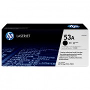 Tóner HP 53A negro 3,000 paginas para LaserJet P2015 series