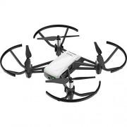 Tello DJI Dron Cámara de Vídeo Profesional Ryze Tech Quadcopter, color Blanco
