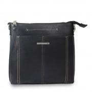 Bolsa WJ Acessórios 45036 Pequena Com Metal Cromado Feminino 45036-012