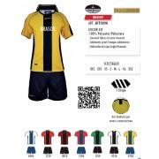 Legea - Completo Calcio Kit Brasov