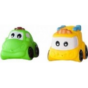 Jucarie de Baie Hencz Toys - Set 2 masinute