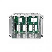 HP 826691-B21 E DL38X Gen10 SFF Box1 2 Cage Backplane Kit Hardware Mount