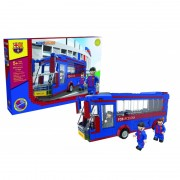 Joc interactiv Nanostars Barcelona Autobuz, 5 ani+