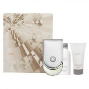 Hermes Voyage d´Hermès confezione regalo Eau de Toilette 100 ml + 30 ml lozione per il corpo + 30 ml doccia gel unisex