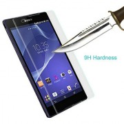 Sony T2 ULTRA Tempered Glass (Screen Protector Guard) 0.3mm Thickness (2.5D)