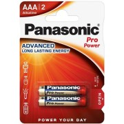 "Elem, AAA mikro, 2 db, PANASONIC ""Pro power"""