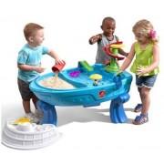 Step 2 Fiesta vatten och sand aktivitetsbord - Step2 lekbord 894700