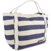 Fastrack Shoulder Bag(White, Blue)