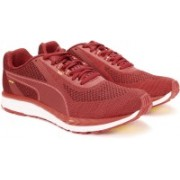 Puma Speed 500 IGNITE 3 Running Shoes For Men(Red)