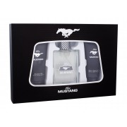 Ford Mustang Mustang 100Ml Edt 100 Ml + Shower Gel 100 Ml + Aftershave Balm 100 Ml Per Uomo(Eau De Toilette)