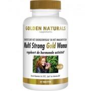 Golden Naturals Multi Strong Gold Woman (60tb)