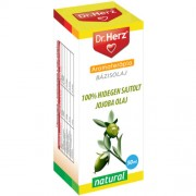 Dr. Herz 100% hidegen sajtolt Jojoba olaj, 50 ml