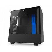 NZXT H500 kućište crno plavo (CA-H500B-BL)