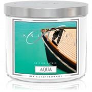 Kringle Candle Aqua vonná svíčka I. 411 g