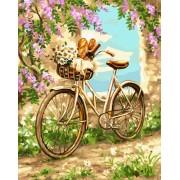 Gaira Malování podle čísel Bycikl M1813