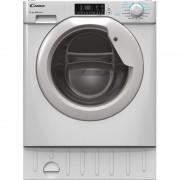 Masina de spalat rufe incorporabila CBWM 814D-S, 8 kg, 1400 rpm, A+++, Display, Alb 31800240
