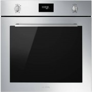 Smeg Cucina SFP6401TVX Single Built In Electric Oven - Stainless Steel
