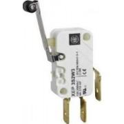 Limit. miniatură - cont. forță scăzută - levier rolă - cleme marc. cablu 4.8 mm - Limitatoare de cursa forma speciala - Osisense xc - XEP3S2W6B529 - Schneider Electric