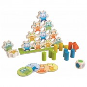 HABA Stacking Game Mini Monsters 301200