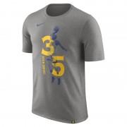 Kevin Durant Golden State Warriors Nike Dry NBA-T-Shirt für Herren - Grau