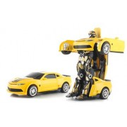G21 R/C robot Yellow Star játék robot