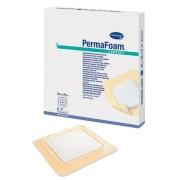 """PermaFoam Comfort Adhesive Standard Island Foam Dressing 8"""" x 8"""" Part No. 409413 Qty Per Box"""