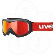 Naočare za skijanje Uvex Wizzard DL Mirror black-red, SKI-S5538252026