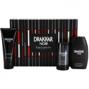 Guy Laroche Drakkar Noir coffret V. Eau de Toilette 100 ml + deo stick 75 g + bálsamo after shave 100 ml