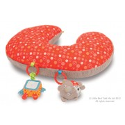 Little Bird Told Me Baby Bear 3 in 1 Nursing Cushion