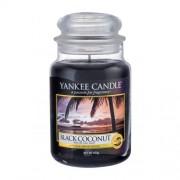 Yankee Candle Black Coconut 623 g unisex