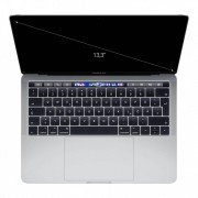 "Apple MacBook Pro 2018 13"" (QWERTZ) Touch Bar/ID Intel Core i5 2,30 GHz 512 GB SSD 8 GB plata"