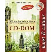2000 jaar domplein in Utrecht = 2000 yea
