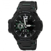 G-Shock Analog-Digital Black Dial Mens Watch - Ga-1100-1A3Dr(G595)
