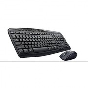 Intex Grace Duo Wireless Keyboard and Mouse Combo (Black)